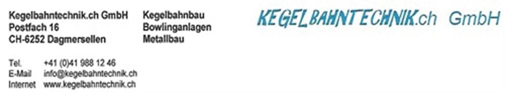 Kegelbahntechnik Heiniger