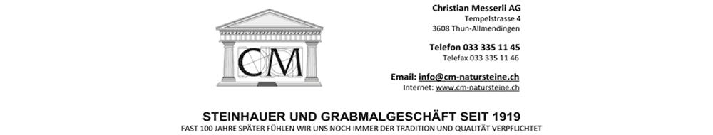 Christian Messerli AG, Thun