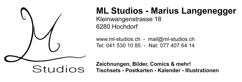 ML Studios - Marius Langenegger