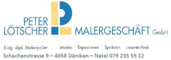 Peter Lötscher Malergeschäft GmbH
