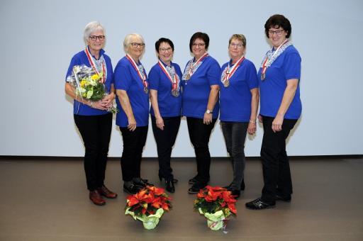 2019 SM Klub Damen 2. Rang