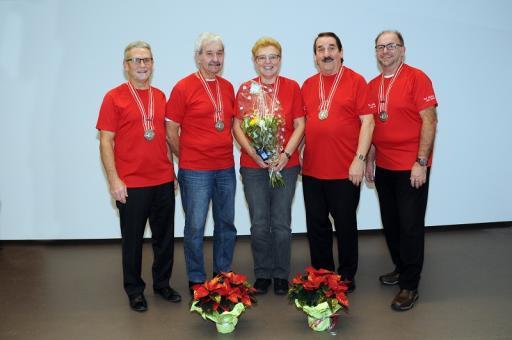 2019 SM Kantonewettkampf Kat A 2. Rang