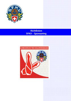 SFKV-Sponsoring