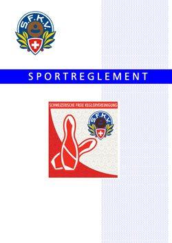 SFKV Sportreglement März 2019